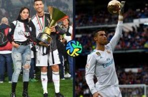 Cristiano Ronaldo, Real Madrid, Juventus, ballon d'or