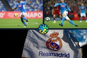 Fabian Ruiz, Koulibaly, Real madrid