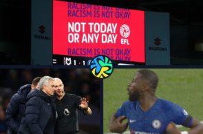 Tottenham racism claim