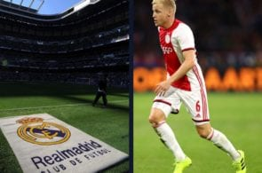 Real Madrid, Donny van de Beek, Ajax AFC
