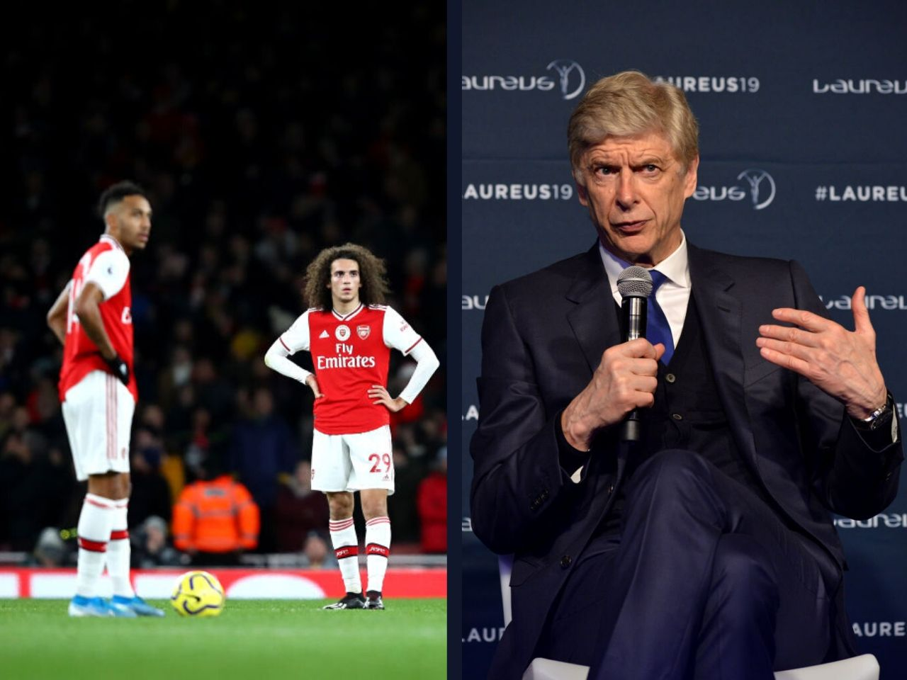 Arsene Wenger, Arsenal, Premier League