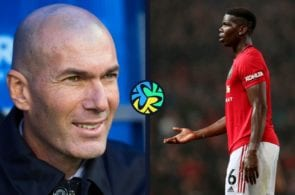 Zidane doubles down on his Pogba wish