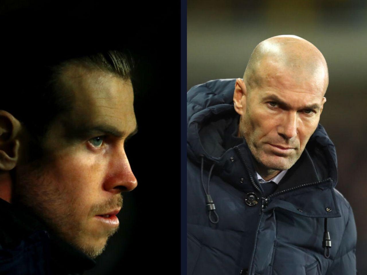 Zinedine Zidane, Real Madrid, Gareth Bale, La Liga