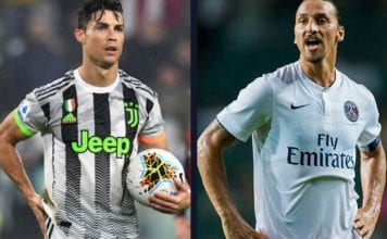 Zlatan humiliates Cristiano Ronaldo, saying He's not the real Ronaldo. image