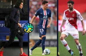 Ligue 1, players, Top 5