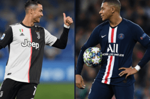 ronaldo and mbappe