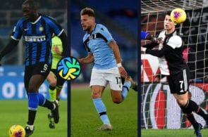 Top 5 players in Serie A's first half of the 2019-20 season