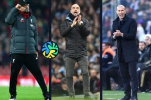Top 5, offensive managers