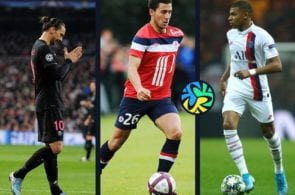 Top 5 Ligue 1 players of the last decade in football