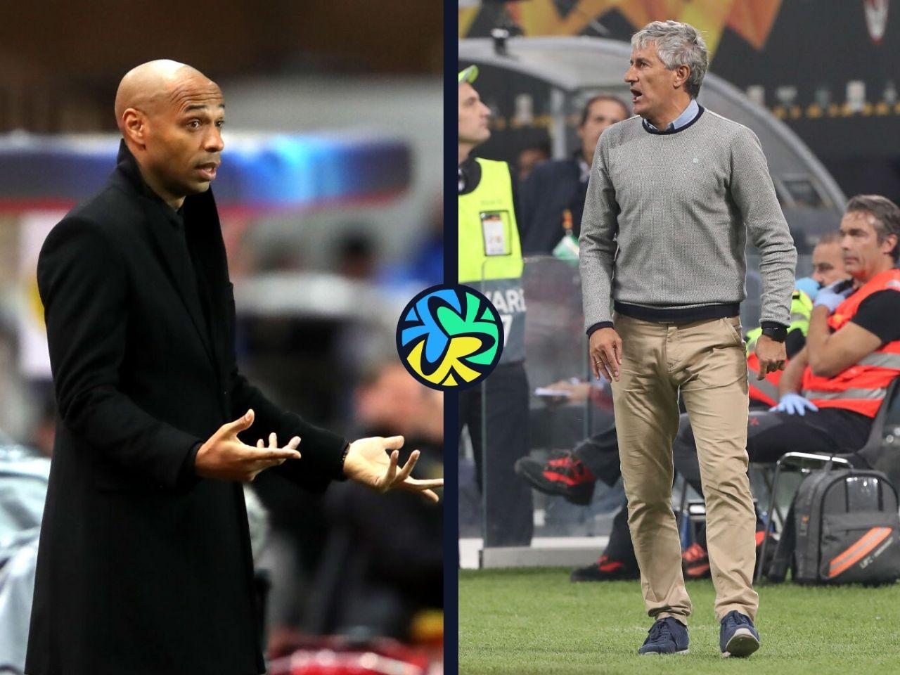 Barcelona S Manager Hunt Continues New Targets Emerge Ronaldo Com