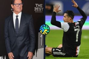 Capello fully honest Ronaldo can't sprint or dribble anymore