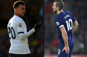 Dele Alli believes the Spurs can do without Kane Look what we did without him