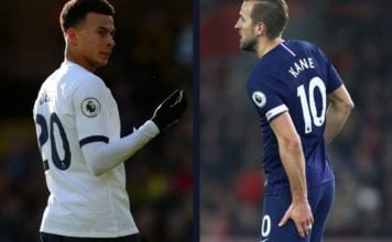 Dele Alli believes the Spurs can do without Kane Look what we did without him image