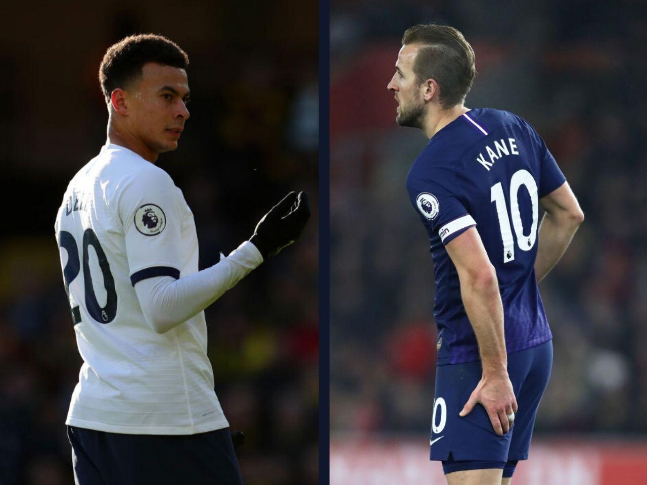 Dele Alli, Harry Kane, Tottenham, Premier League