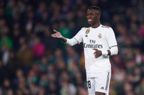 Vinicius jr, Real Madrid