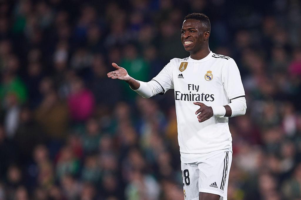 Vinicius jr, Real Madrid