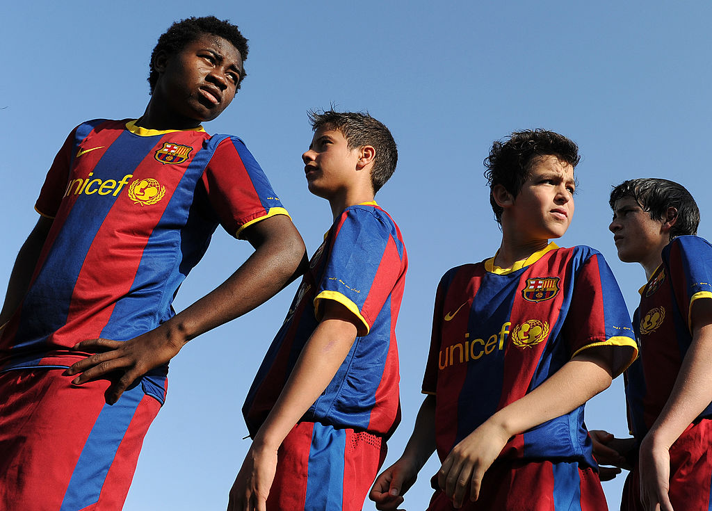 Top 10 football academies around the world in 2020