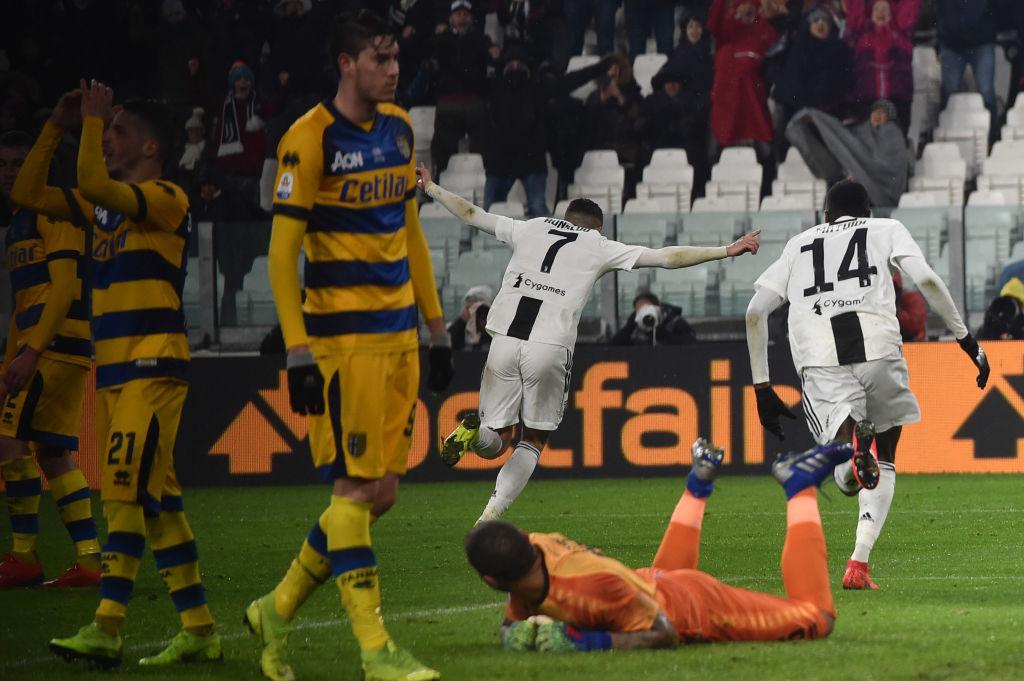Juventus, Parma