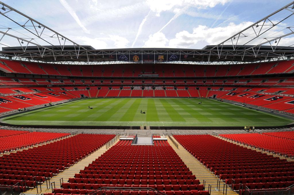 UEFA Champions League Previews - Wembley Stadium