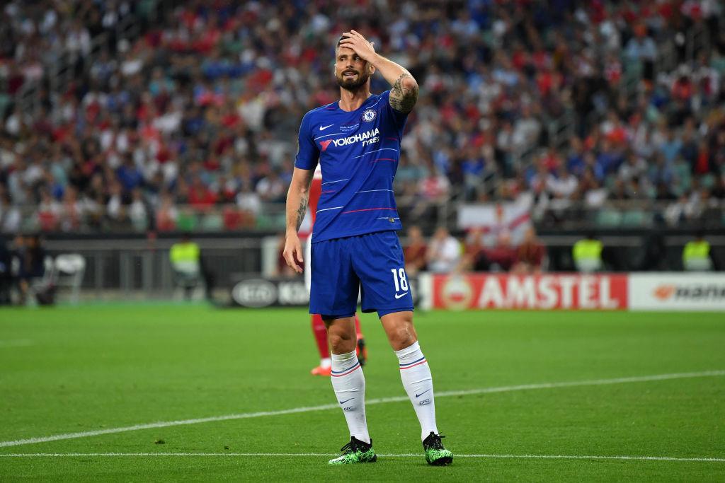 Olivier Giroud, Chelsea
