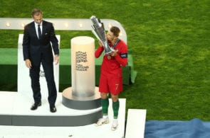 Portugal v Netherlands - UEFA Nations League Final