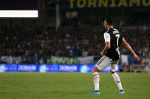 Cristiano Ronaldov FC Internazionale - 2019 International Champions Cup