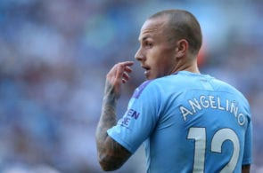 Angelino, Manchester City