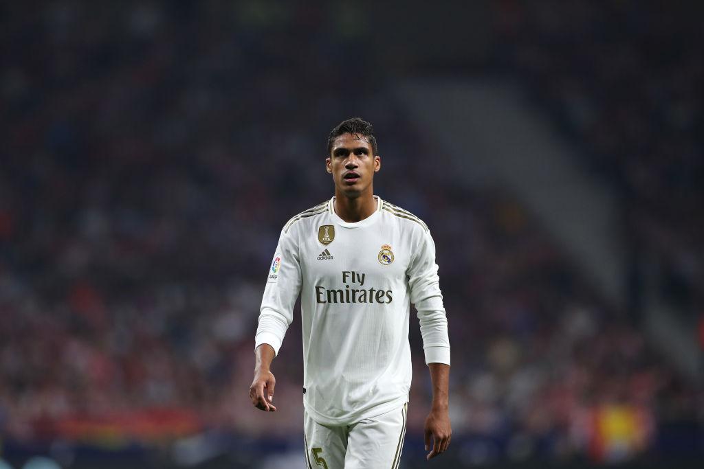 Raphael Varane, Real Madrid