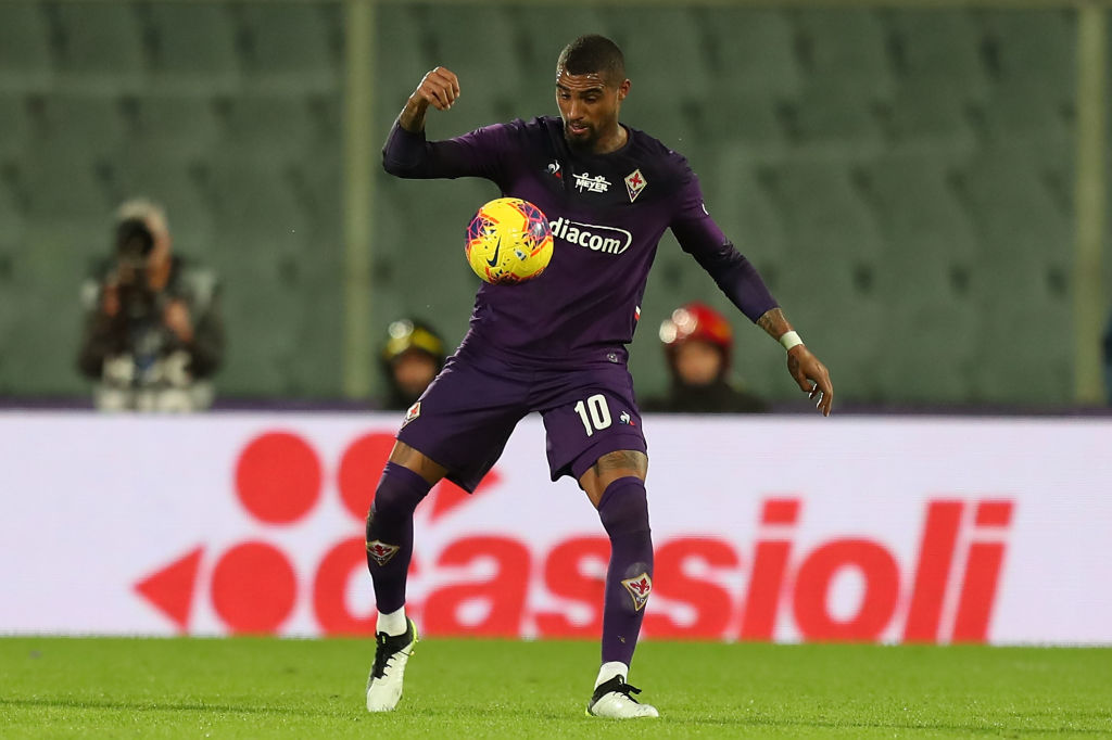 Kevin prince boateng, Fiorentina