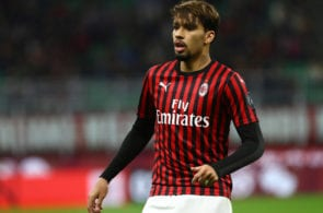 Lucas Paqueta, AC Milan