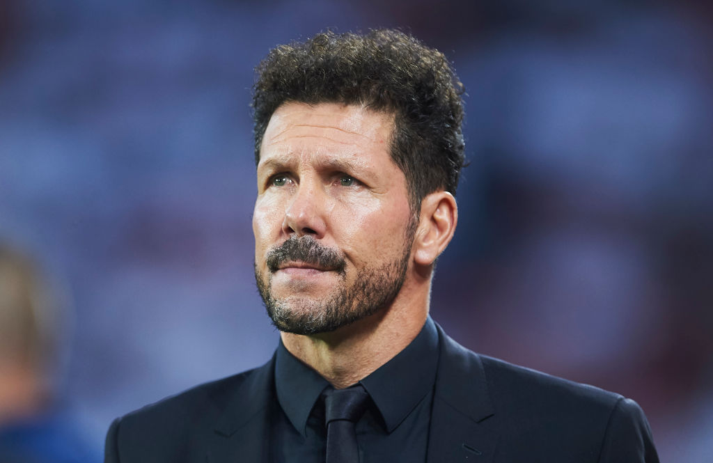 Diego Simeone, Atletico Madrid, highest paid football managers, 2020