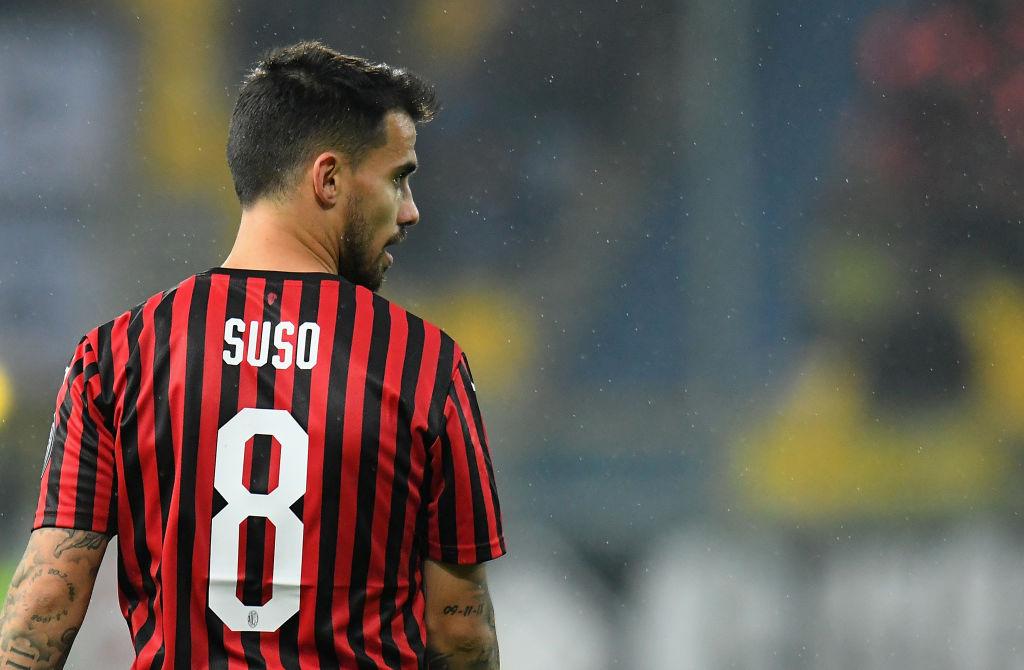 Suso, AC Milan