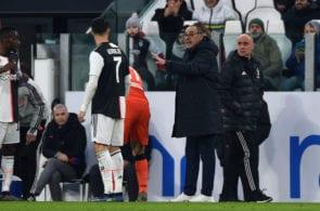 Cristiano Ronaldo, Maurizio Sarri, Juventus