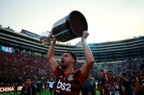 Pablo Mari, Flamengo, Arsenal
