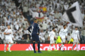 Real Madrid v Paris Saint-Germain: Group A - UEFA Champions League