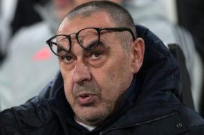 Maurizio Sarri, Juventus