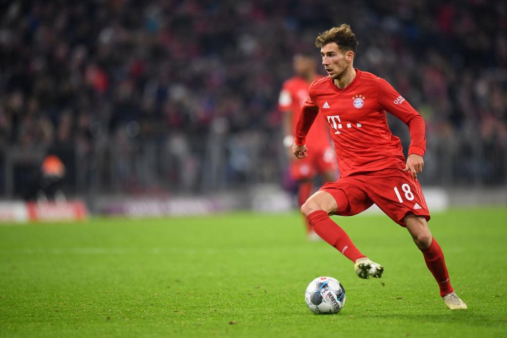 Leon Goretzka, Bayern Munich