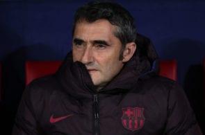 Ernesto Valverde, FC Barcelona