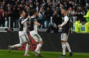 Juventus vs Cagliari, Serie A