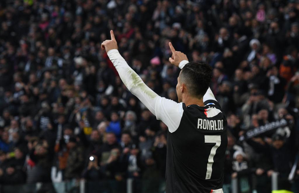 Juventus, Cristiano Ronaldo, Hellas Verona
