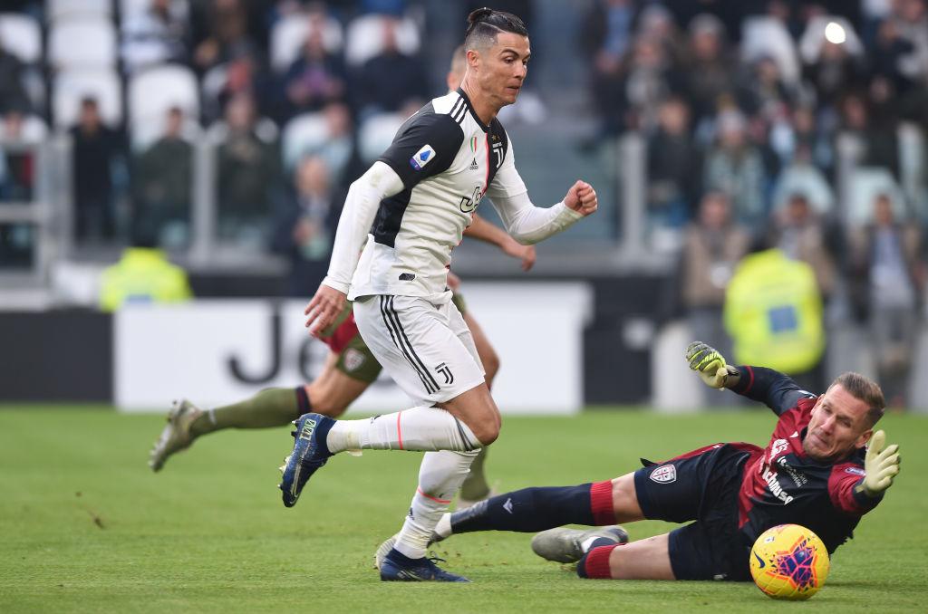 Sarri Opens Up On Changed Tactics That Let Unleash Ronaldo
