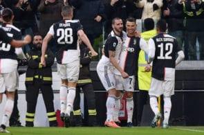 Cristiano Ronaldo, Juventus, Cagliari, Serie A