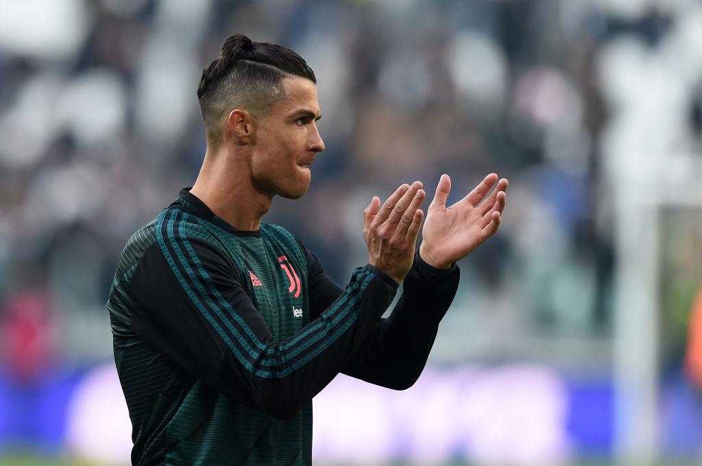 Confirmed Xi Juventus Vs Parma Ronaldo Com