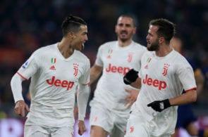 Roma 1-2 Juventus - Players' ratings