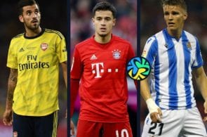 Top 10 most valuable football players on loan in 2020