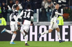 Juventus 2-1 Parma - Players' ratings