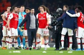 Arsenal. Mikel Arteta