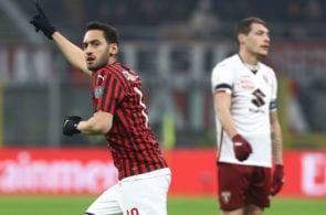 Hakan Calhanoglu, AC Milan