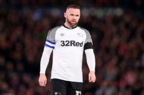 Wayne Rooney, Derby County