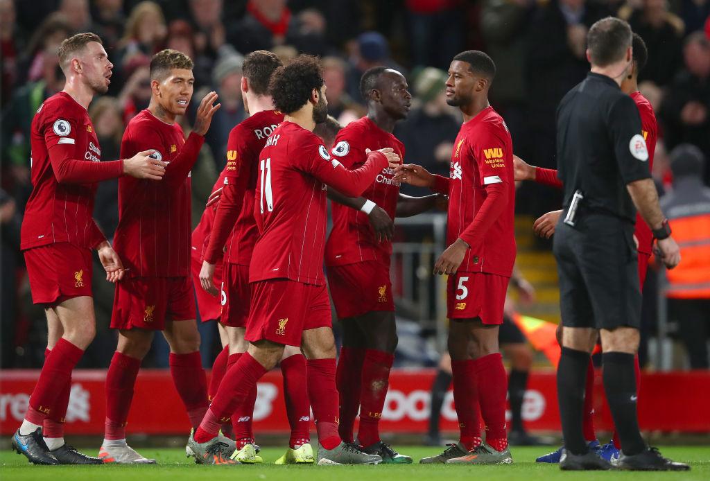 Liverpool FC v Sheffield United - Premier League